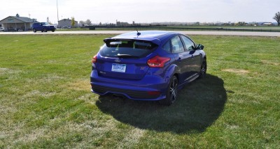 2016 Ford FOCUS ST Kona Blue 72