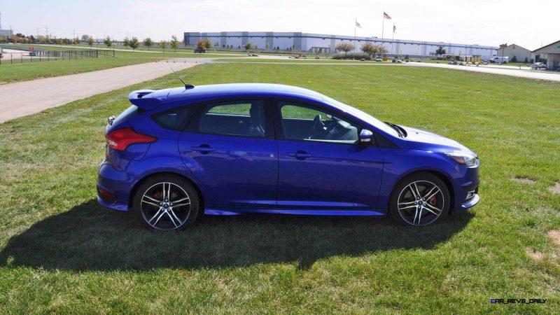 2016 Ford FOCUS ST Kona Blue 83
