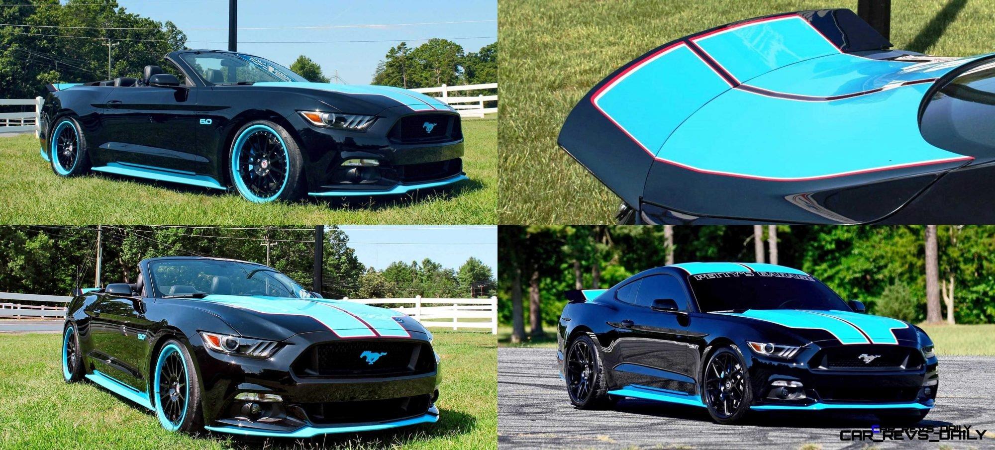 e370d750d5e Petty's Garage Mustang GT King Edition