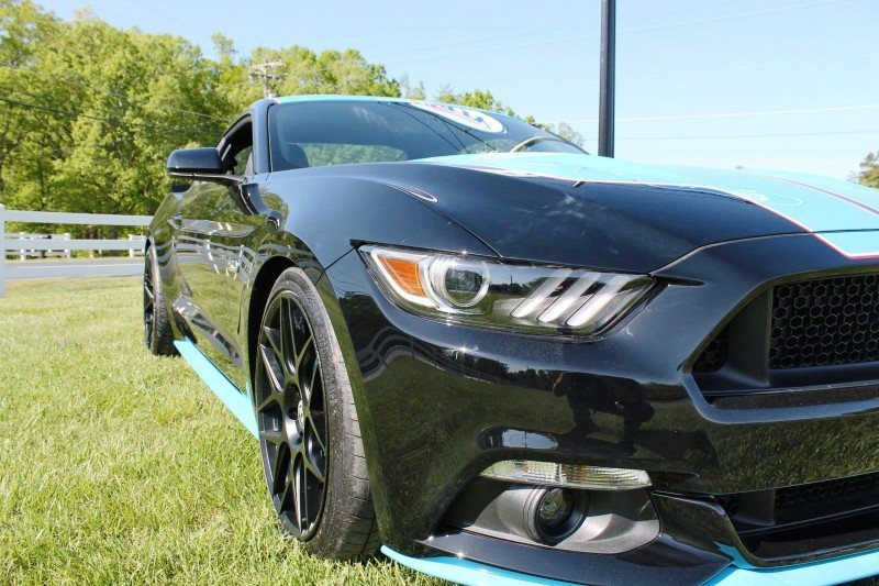 2016 Ford Mustang GT King Edition Black 10