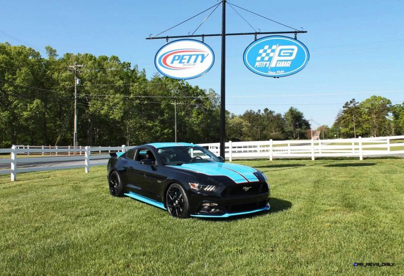 2016 Ford Mustang GT King Edition Black 2