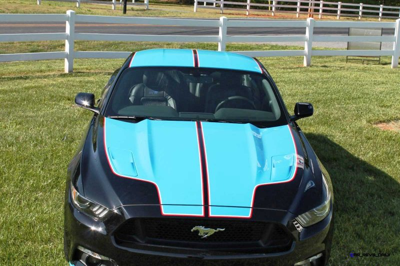 2016 Ford Mustang GT King Edition Black 8