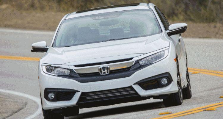 2016 Honda Civic Sedan gif
