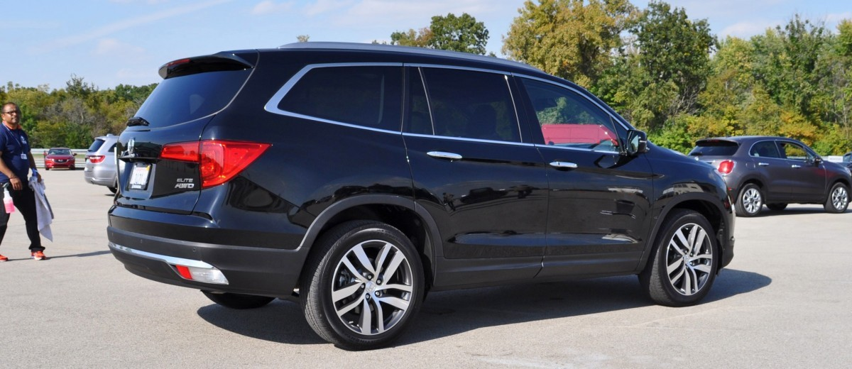Honda pilot dimensions best cars reviews