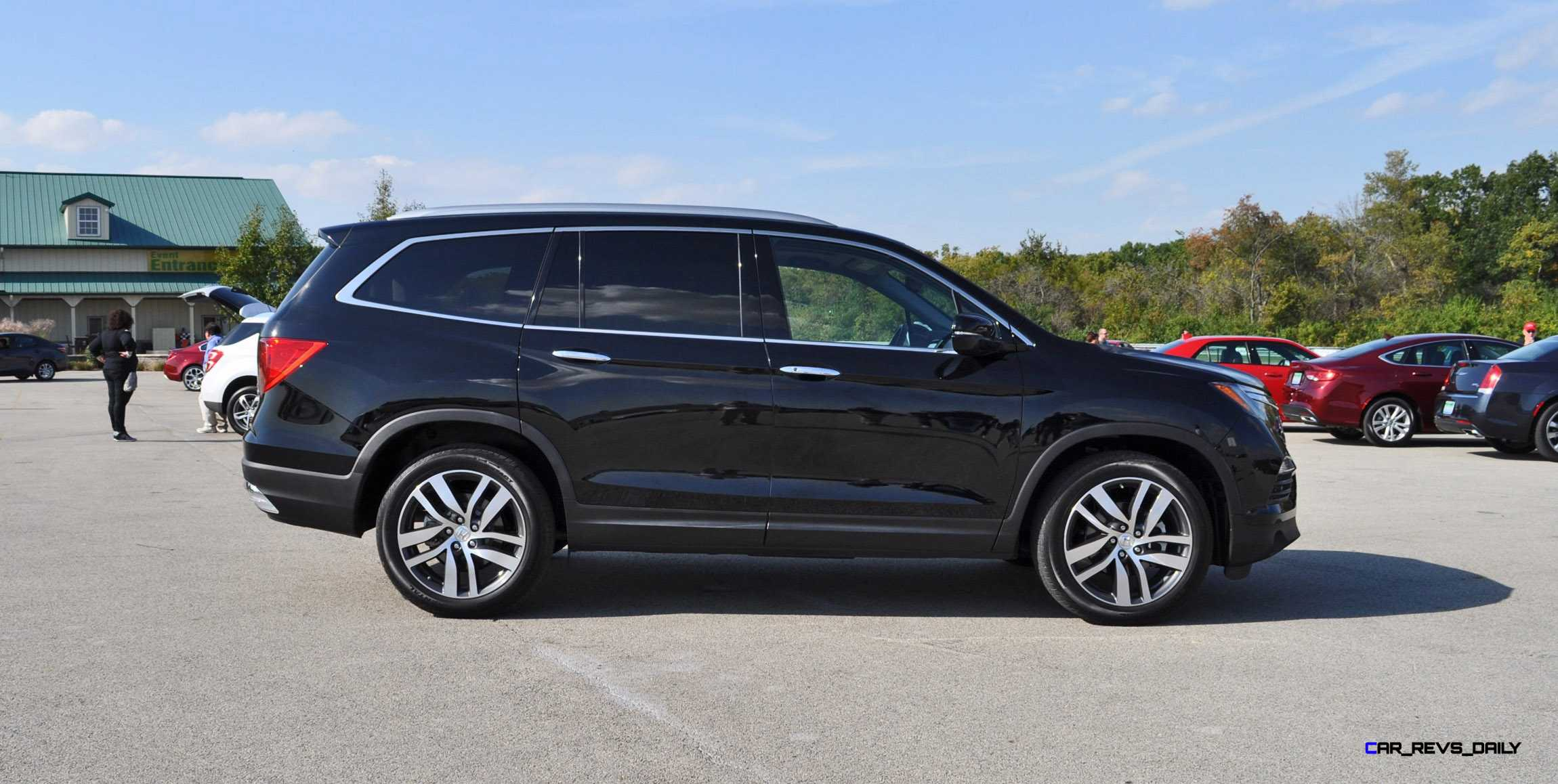 2016 honda pilot elite awd. Black Bedroom Furniture Sets. Home Design Ideas