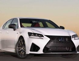 Drive Review – 2016 Lexus GS-F – By Ben Lewis in Los Angeles