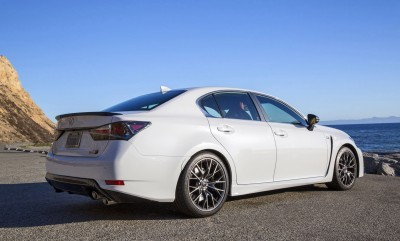 2016 Lexus GS-F 10