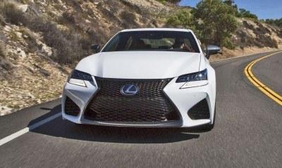 2016 Lexus GS-F 13