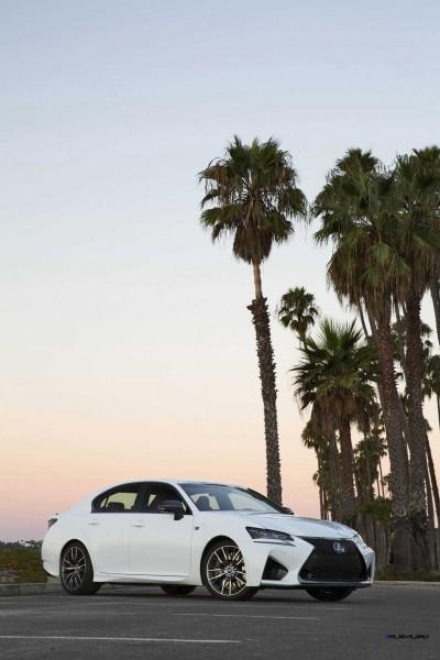 2016 Lexus GS-F 2