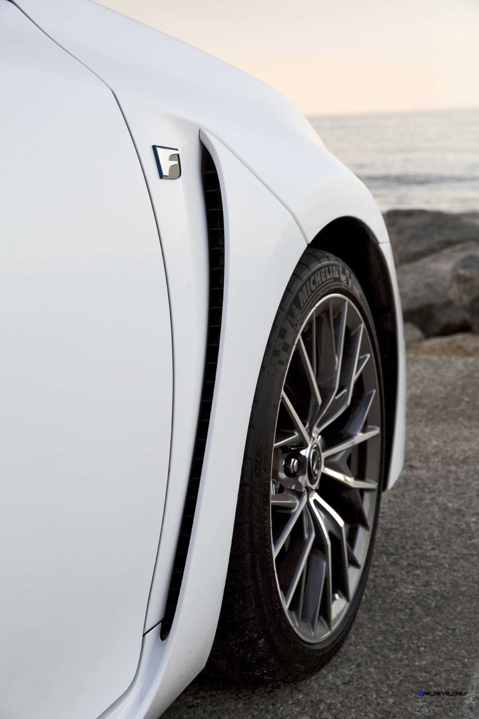 2016 Lexus GS-F 30