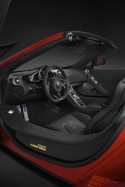 2016 McLaren 650S CAN-AM 25