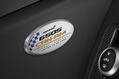 2016 McLaren 650S CAN-AM 26