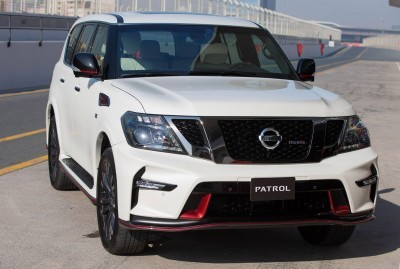 Nissan Patrol Nismo - InDesign Collection