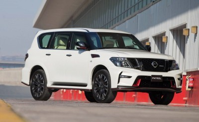 2016 Nissan Patrol NISMO 2