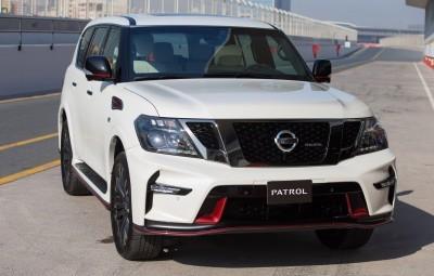 2016 Nissan Patrol NISMO 22