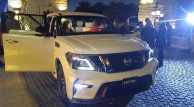 2016 Nissan Patrol NISMO 3