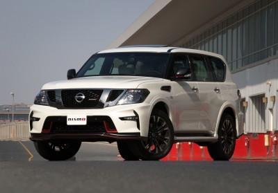 2016 Nissan Patrol NISMO 32
