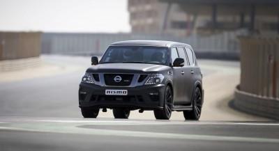 2016 Nissan Patrol NISMO Black 1