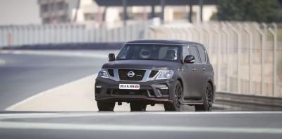 2016 Nissan Patrol NISMO Black 12