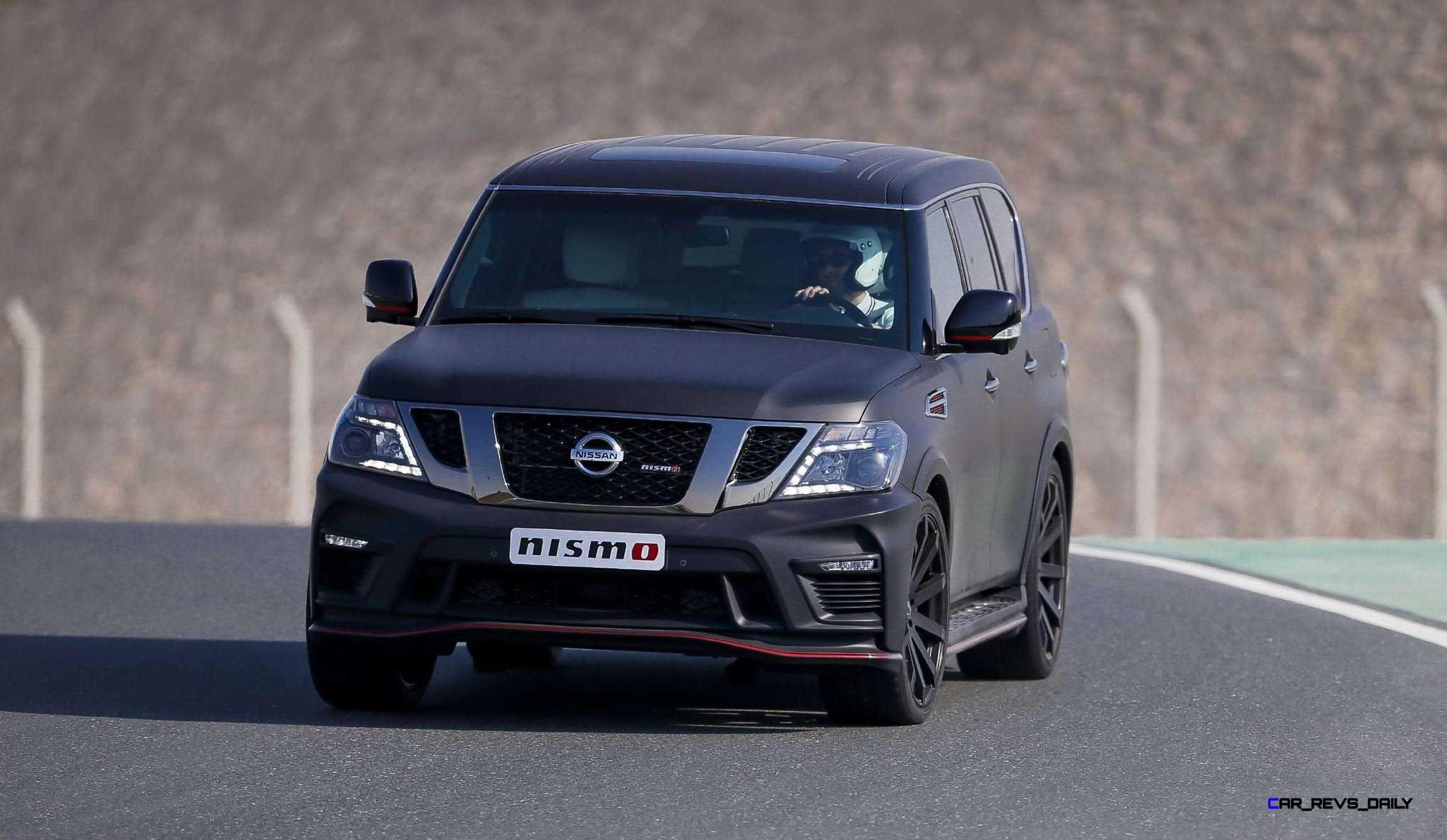 2015 Infiniti Ipl >> 2016 Nissan Patrol NISMO