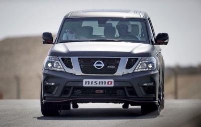2016 Nissan Patrol NISMO Black 3