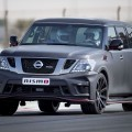 2016 Nissan Patrol NISMO Storms Dubai with 30HP Bump + Bilsteins, Rays 22s and Custom Exterior