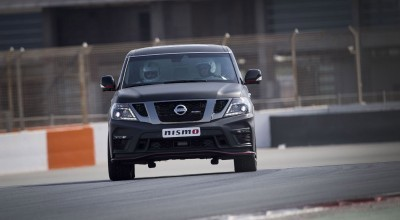 2016 Nissan Patrol NISMO Black 37