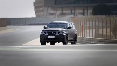 2016 Nissan Patrol NISMO Black 8