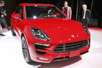 2016 Porsche Macan GTS Makes World Debut in Tokyo