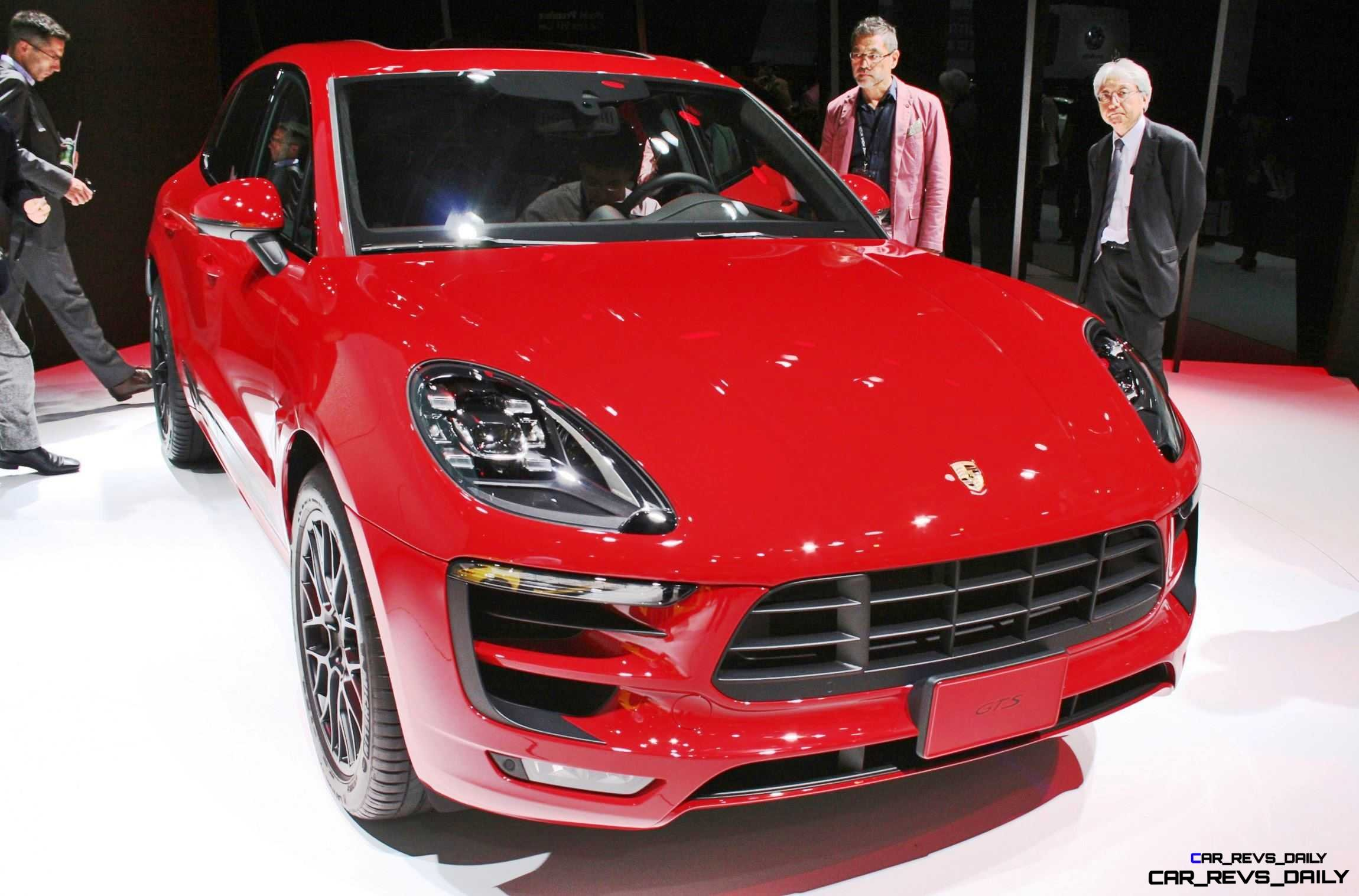 2016 Porsche Macan GTS 11