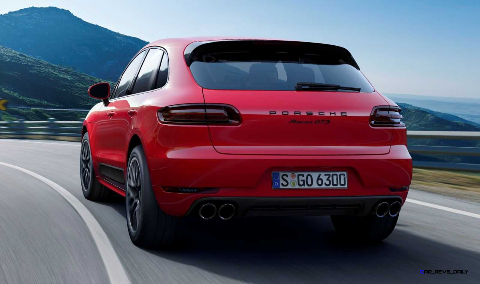 Elegant 2016 Porsche Macan GTS Makes World Debut In Tokyo