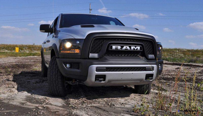 2016 RAM Rebel Silver 10