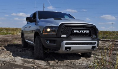 2016 RAM Rebel Silver 11