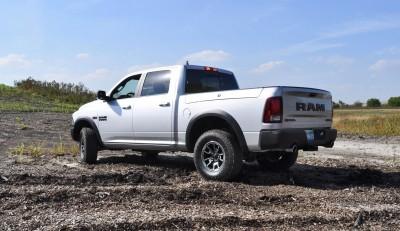 2016 RAM Rebel Silver 30