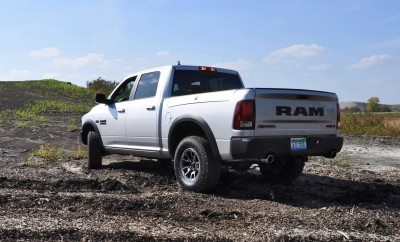 2016 RAM Rebel Silver 32