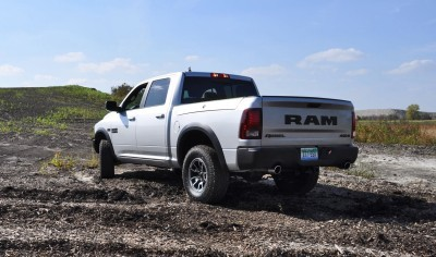2016 RAM Rebel Silver 33