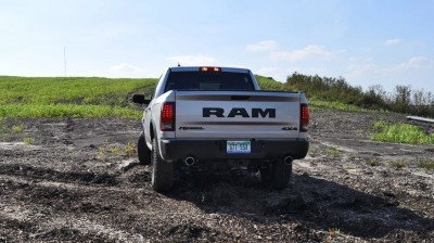 2016 RAM Rebel Silver 38