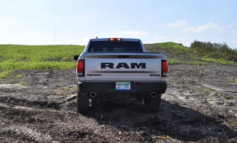 2016 RAM Rebel Silver 40
