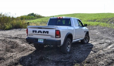 2016 RAM Rebel Silver 45
