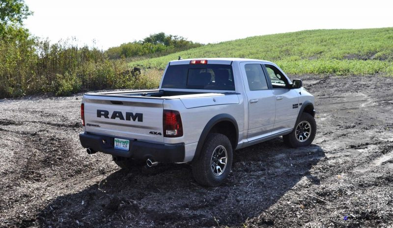 2016 RAM Rebel Silver 46