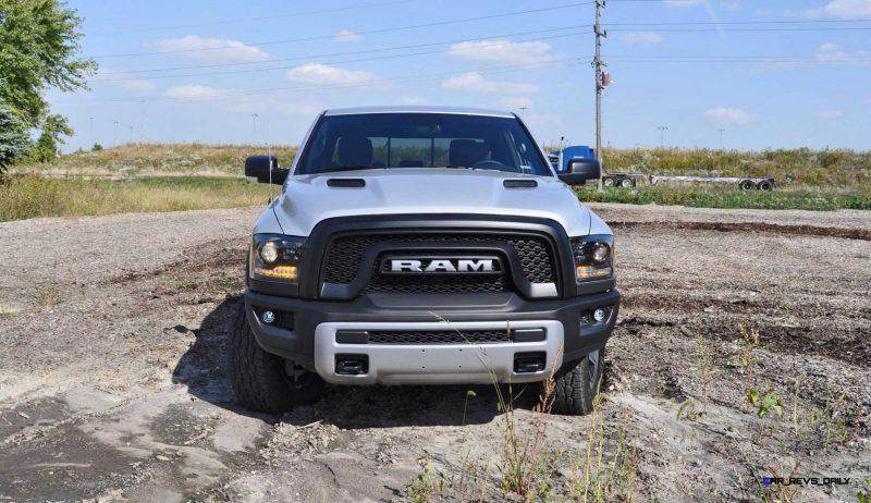 2016 RAM Rebel Silver 71