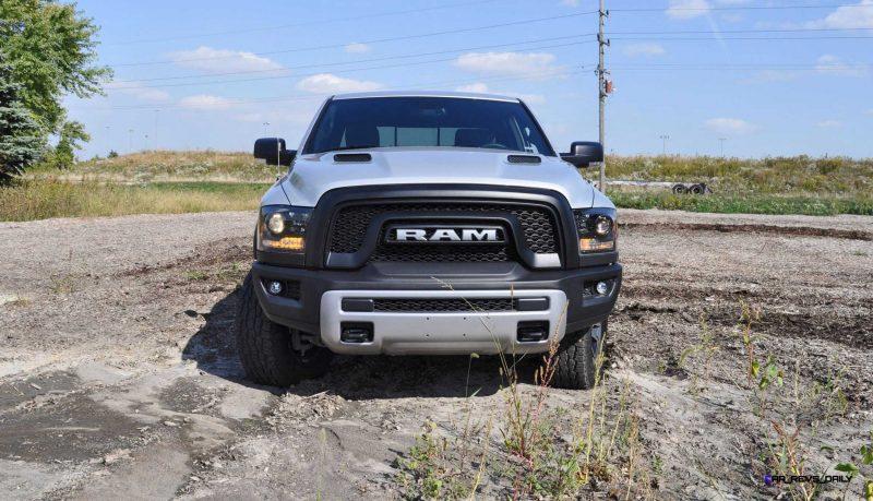 2016 RAM Rebel Silver 72