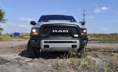 2016 RAM Rebel Silver 76