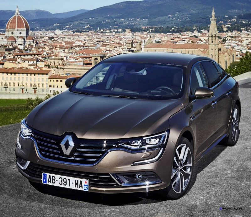 2016 Renault Talisman Pricing 17