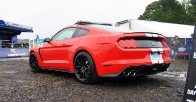 2016 SHELBY GT350 Ford Mustangs Snapped in Flesh at Petit Le Mans 26
