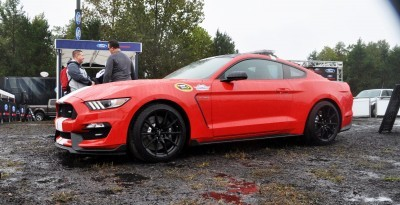 2016 SHELBY GT350 Ford Mustangs Snapped in Flesh at Petit Le Mans 34