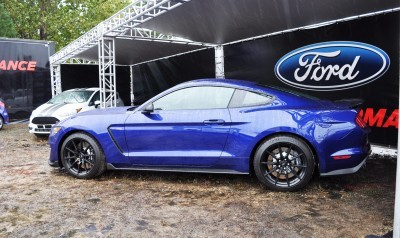 2016 SHELBY GT350 Ford Mustangs Snapped in Flesh at Petit Le Mans 35
