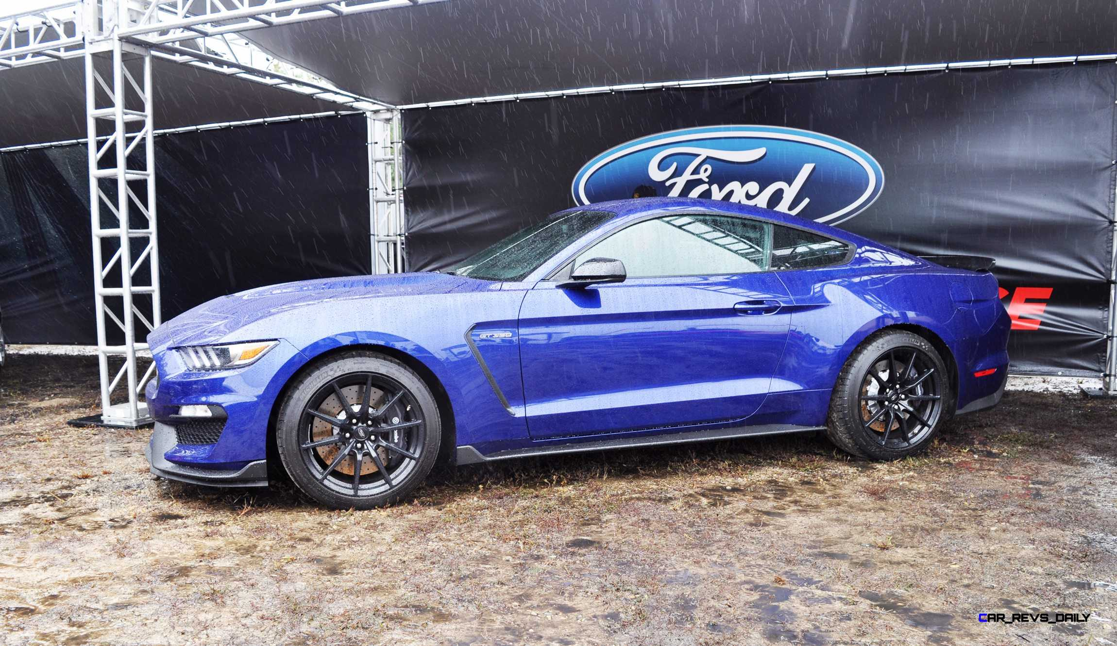 2016 shelby gt350 ford mustangs snapped in flesh at petit le mans. Black Bedroom Furniture Sets. Home Design Ideas