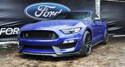 2016 SHELBY GT350 Ford Mustangs Snapped in Flesh at Petit Le Mans 43
