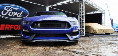 2016 SHELBY GT350 Ford Mustangs Snapped in Flesh at Petit Le Mans 45